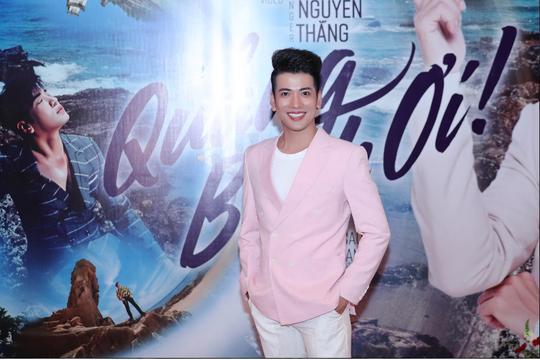 Ca sĩ trẻ Trần Nguyên Thắng ra MV quảng bá du lịch Quảng Bình - Ảnh 1.