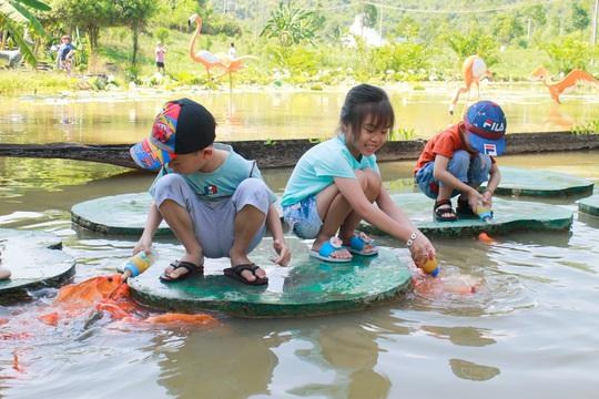 Công viên Du lịch Yang Bay đã mở cửa đón khách trở lại - Ảnh 2.