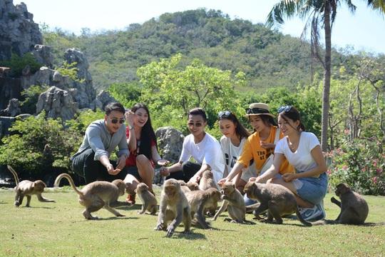 Từ ngày 1-6, Khu du lịch Đảo Khỉ và Đảo Hoa Lan đón khách trở lại - Ảnh 1.