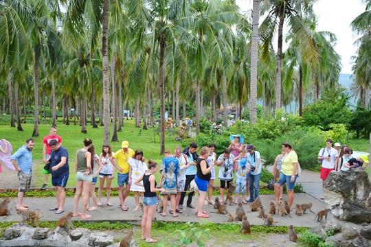 Từ ngày 1-6, Khu du lịch Đảo Khỉ và Đảo Hoa Lan đón khách trở lại - Ảnh 8.