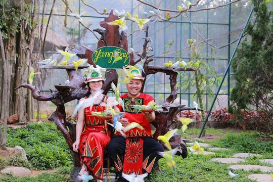 Công viên Du lịch Yang Bay đã mở cửa đón khách trở lại - Ảnh 1.