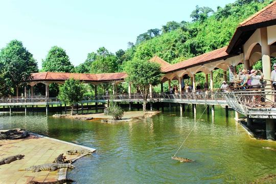 Công viên Du lịch Yang Bay đã mở cửa đón khách trở lại - Ảnh 3.