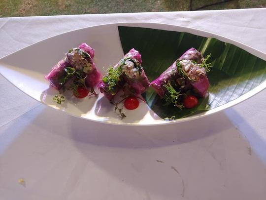 Thưởng thức những món tuyệt vời từ cá ngừ đại dương qua bàn tay các đầu bếp nổi tiếng - Ảnh 3.