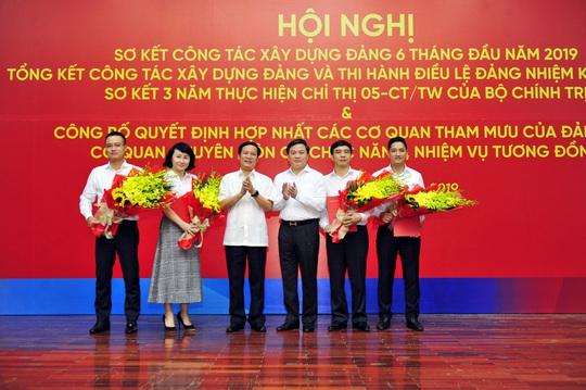 Đảng bộ VietinBank nhiệm kỳ 2015 -2020: Dấu ấn đổi mới và phát triển - Ảnh 1.