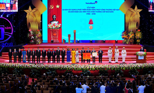 Đảng bộ VietinBank nhiệm kỳ 2015 -2020: Dấu ấn đổi mới và phát triển - Ảnh 2.