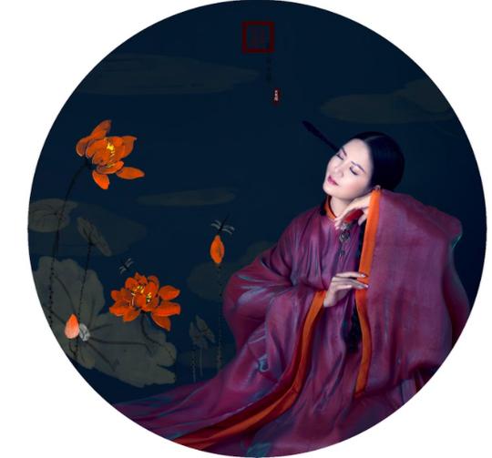 Đinh Hiền Anh đón sinh nhật bằng bộ ảnh hoá mỹ nhân xưa - Ảnh 1.