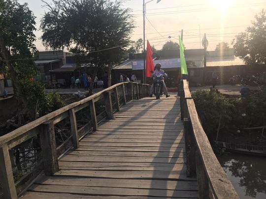Những cây cầu Hy Vọng trên đất ông Thoại - Ảnh 1.