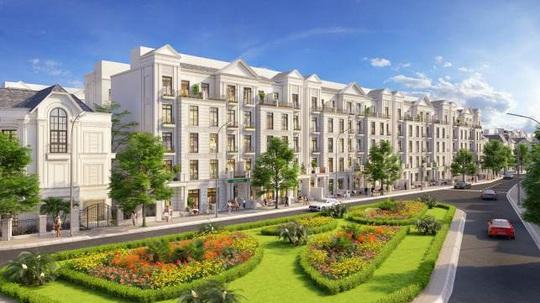 Vinhomes Grand Park mở rộng quần thể thấp tầng The Manhattan - Ảnh 3.