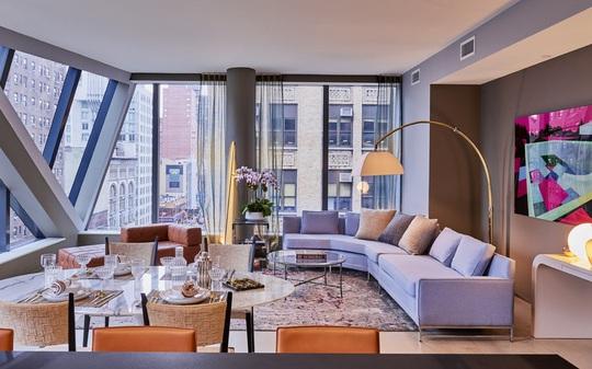Những mẫu phòng khách khiến bạn chỉ ngắm một lần thôi cũng đủ để nhung nhớ mãi - Ảnh 1.