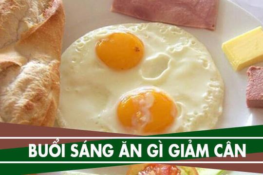 Những thực phẩm cho bữa sáng có thể giúp giảm cân trong 7 ngày - Ảnh 1.