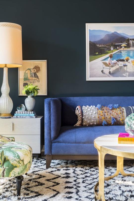 Những mẫu phòng khách khiến bạn chỉ ngắm một lần thôi cũng đủ để nhung nhớ mãi - Ảnh 13.
