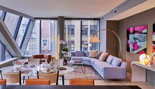 Những mẫu phòng khách khiến bạn chỉ ngắm một lần thôi cũng đủ để nhung nhớ mãi - Ảnh 17.