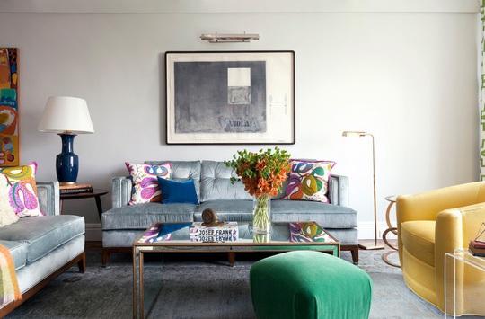 Những mẫu phòng khách khiến bạn chỉ ngắm một lần thôi cũng đủ để nhung nhớ mãi - Ảnh 20.