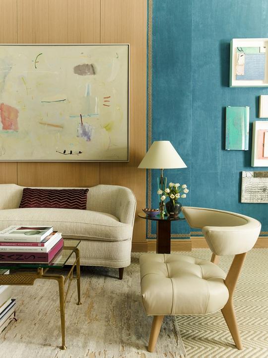 Những mẫu phòng khách khiến bạn chỉ ngắm một lần thôi cũng đủ để nhung nhớ mãi - Ảnh 21.