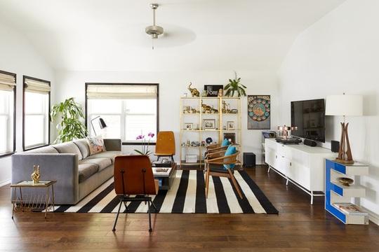Những mẫu phòng khách khiến bạn chỉ ngắm một lần thôi cũng đủ để nhung nhớ mãi - Ảnh 22.