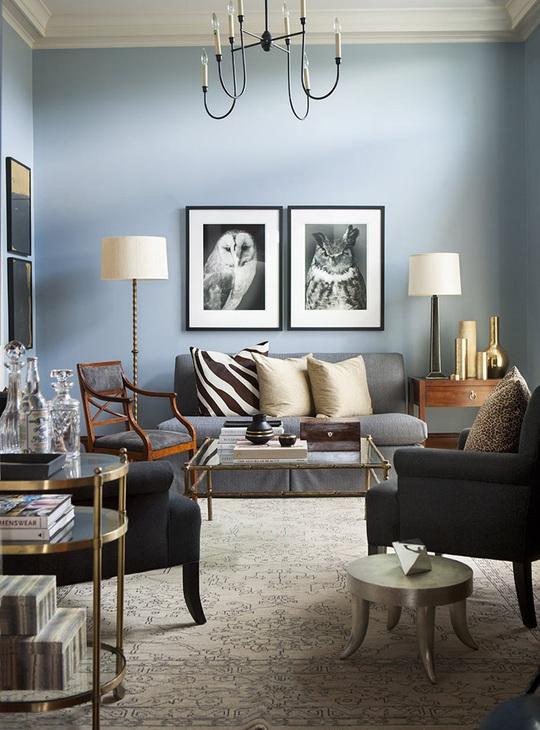 Những mẫu phòng khách khiến bạn chỉ ngắm một lần thôi cũng đủ để nhung nhớ mãi - Ảnh 23.