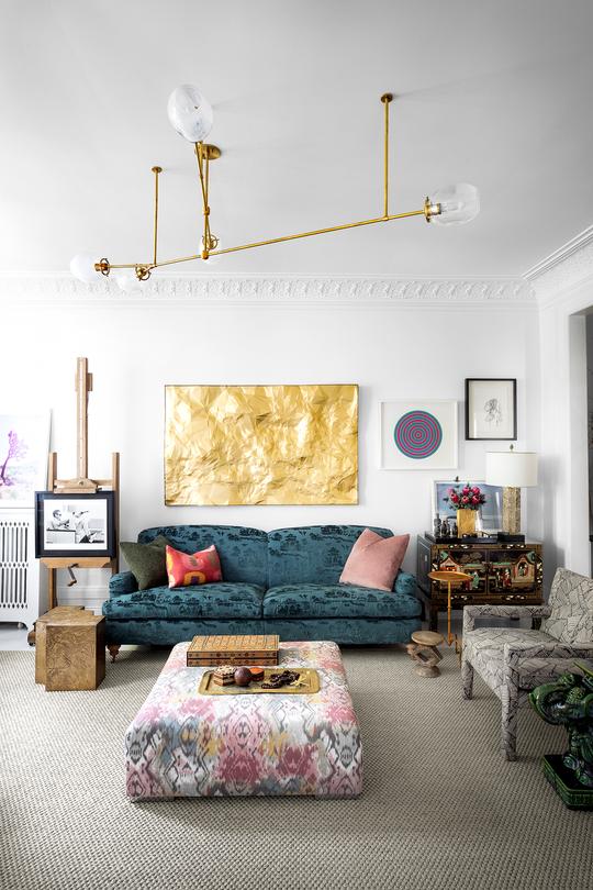 Những mẫu phòng khách khiến bạn chỉ ngắm một lần thôi cũng đủ để nhung nhớ mãi - Ảnh 4.