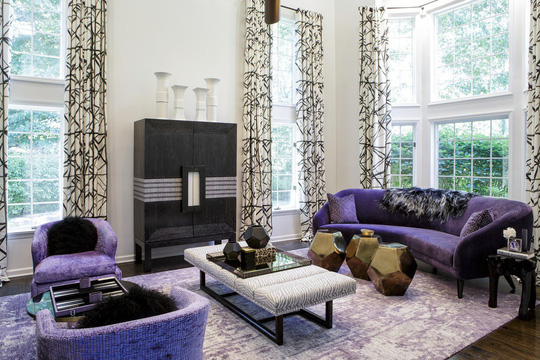 Những mẫu phòng khách khiến bạn chỉ ngắm một lần thôi cũng đủ để nhung nhớ mãi - Ảnh 5.