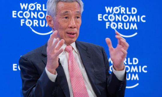 Thủ tướng Singapore: Trung Quốc không thể thay thế vai trò an ninh của Mỹ ở Đông Nam Á - Ảnh 1.