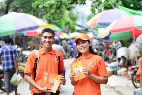 Viettel Myanmar vượt 10 triệu thuê bao, đang vươn lên vị trí thứ 2 tại Myanmar - Ảnh 1.