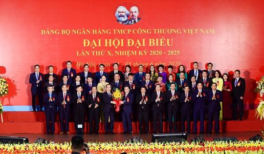 """VietinBank """"mở màn"""" Đại hội Đảng bộ Khối Doanh nghiệp Trung ương - Ảnh 3."""