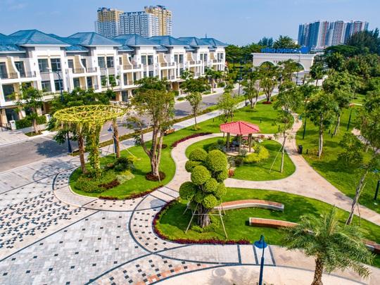 Verosa Park – không gian sống xanh cho cộng đồng cư dân thành đạt - Ảnh 1.