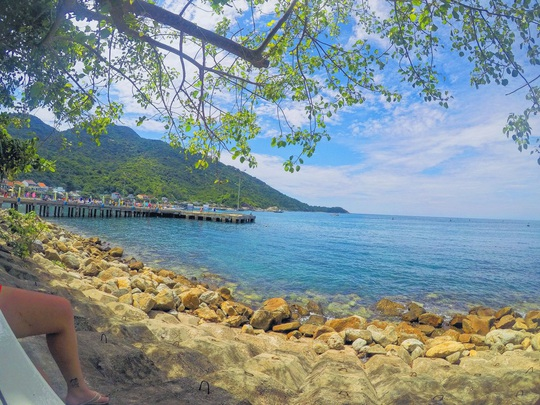3 ngày lang thang Hội An ngắm tàu qua núi, lặn biển xem san hô - Ảnh 6.