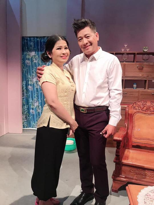 Vở cải lương hài Cơm phở lên sóng truyền hình HTV - Ảnh 3.
