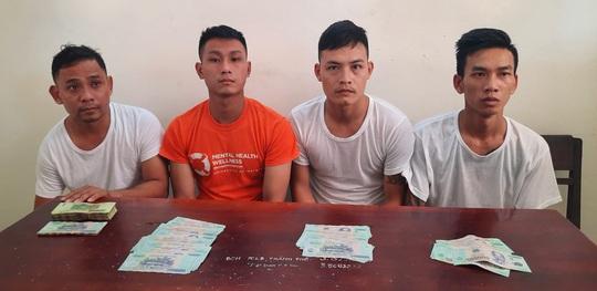 Nảy sinh lòng tham, 4 thanh niên bị hại trở thành tội phạm - Ảnh 1.