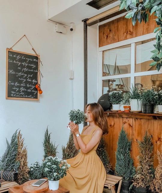 4 quán cà phê phong cách Đà Lạt giữa lòng TP HCM - Ảnh 1.