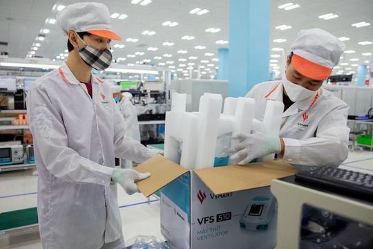 Bloomberg: Xe hơi hay máy thở Vingroup sẽ thay đổi cách thế giới nghĩ về Việt Nam - Ảnh 5.