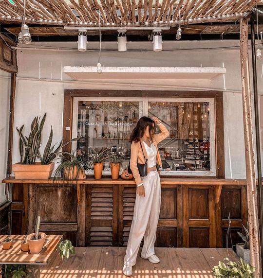 4 quán cà phê phong cách Đà Lạt giữa lòng TP HCM - Ảnh 7.