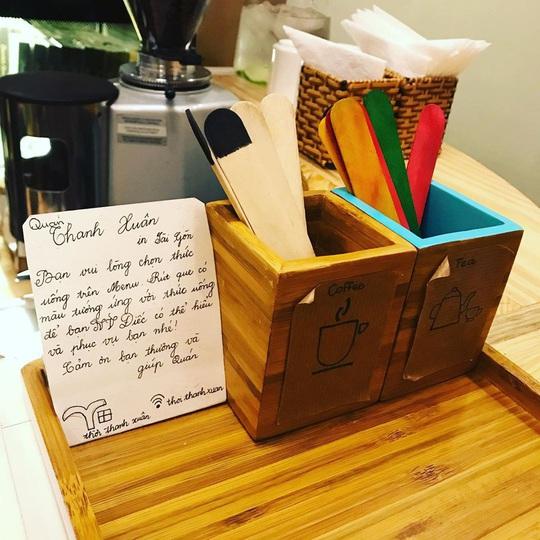4 quán cà phê phong cách Đà Lạt giữa lòng TP HCM - Ảnh 9.