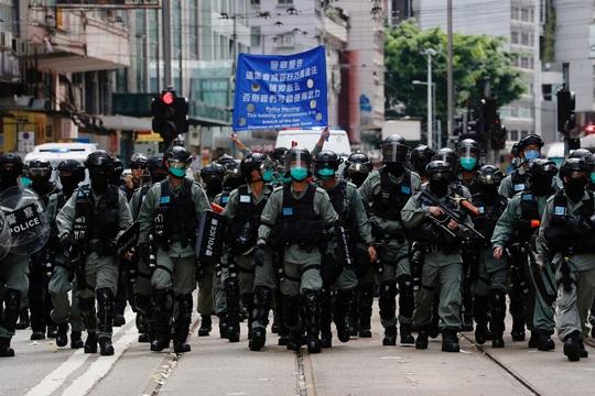 Bắc Kinh bảo vệ luật an ninh Hồng kông - Ảnh 1.