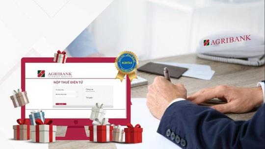 Agribank tiếp tục đẩy mạnh ứng dụng công nghệ vào thanh toán các dịch vụ công - Ảnh 2.