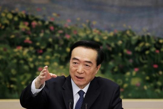 Mỹ trừng phạt 4 quan chức cấp cao Trung Quốc ở Tân Cương - Ảnh 1.