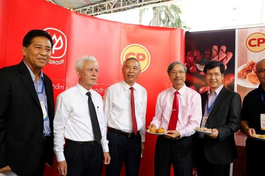 C.P. Việt Nam và ngành thú y: Hành trình chung vì một nền nông nghiệp bền vững và phát triển - Ảnh 2.