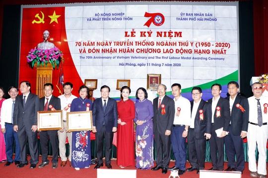 C.P. Việt Nam và ngành thú y: Hành trình chung vì một nền nông nghiệp bền vững và phát triển - Ảnh 3.