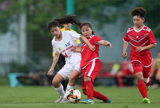 Giải Bóng đá Nữ Cúp Quốc gia 2020: CLB TP HCM, Hà Nội 1 Watabe và Hà Nội II Watabe giành chiến thắng ngày ra quân - Ảnh 1.