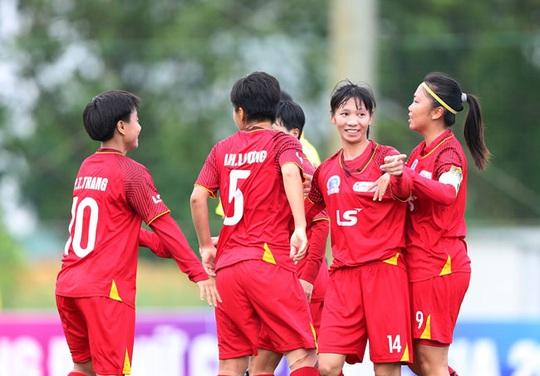 Giải Bóng đá Nữ Cúp Quốc gia 2020: CLB TP HCM, Hà Nội 1 Watabe và Hà Nội II Watabe giành chiến thắng ngày ra quân - Ảnh 2.