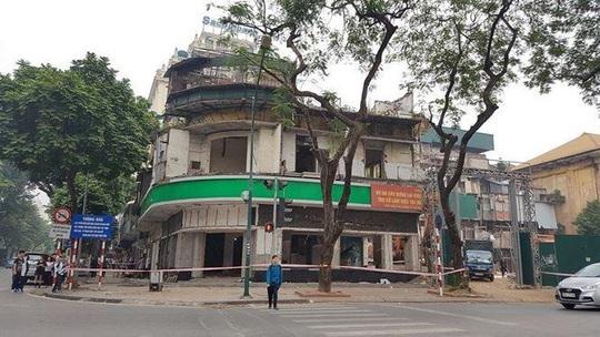 Ngỡ ngàng diện mạo mới của tòa nhà tái định cư trên khu đất vàng ở Hà Nội - Ảnh 2.
