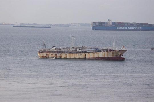 Indonesia bắt 1 người Trung Quốc trong vụ thi thể đông lạnh trên tàu cá - Ảnh 1.
