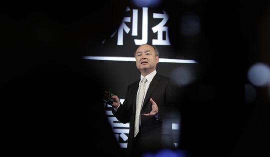 3 tháng kiếm 12 tỉ USD, tài sản của Masayoshi Son lần đầu chạm mức 20 tỷ USD - Ảnh 1.