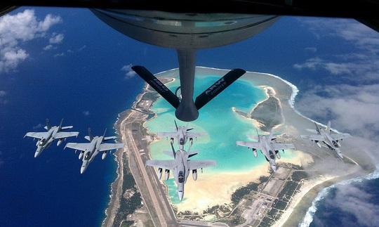 Thông điệp cho Trung Quốc: Mỹ không nói suông ở biển Đông! - Ảnh 2.