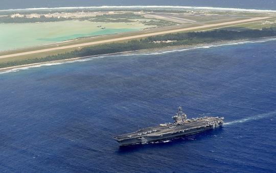 Thông điệp cho Trung Quốc: Mỹ không nói suông ở biển Đông! - Ảnh 3.
