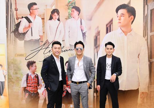 Dương Trường Giang cùng Yanbi ra mắt MV chia tay tuổi học trò - Ảnh 2.