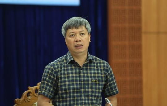 Phó Chủ tịch Quảng Nam nhắc người đứng đầu sở, ngành đi họp báo - Ảnh 1.