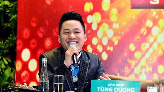 Tùng Dương nhận lời chấm đêm chung kết Giọng hát hay Hà Nội - Ảnh 2.