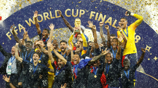 FIFA công bố lịch thi đấu World Cup 2022 - Ảnh 2.