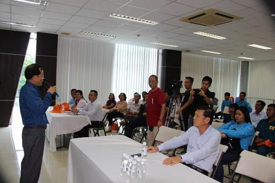VWS cùng địa phương tập huấn cho người dân Bình Chánh về phòng chống dịch bệnh - Ảnh 1.